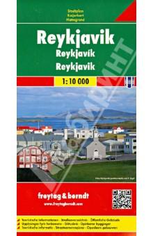 Reykjavik. 1:10 000
