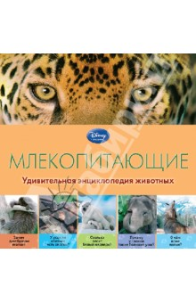 Млекопитающие. Удивительная энциклопедия животных