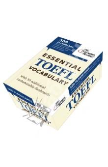Essential TOEFL Vocabulary (500 flashcards)