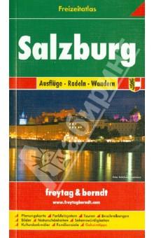 Salzburg leisure Atlas. Salzburg Freizeitatlas