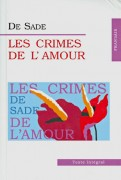Sade De: Les Crimes de L'amour