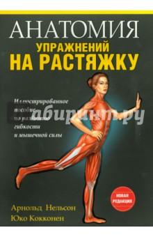 Анатомия упражнений на растяжку - Нельсон, Кокконен