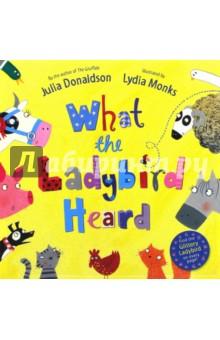 What Ladybird Heard - Julia Donaldson