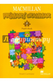 Macmillan Primary Grammar 2. Pupil's Book (+CD) - Стюарт Кокрейн