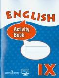 Афанасьева, Михеева, Баранова: Английский язык. 9 класс. Рабочая тетрадь для школ и организаций с углубленным изучением языка