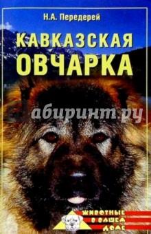 Кавказская овчарка - Наталья Передерей