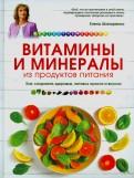 Елена Шапаренко: Витамины и минералы из продуктов питания