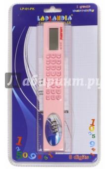 Купить Калькулятор-линейка карманный (LP-01PK-8) ISBN: 6925144807831