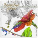 Волшебные цветы. Раскрась свой мир и добавь жизни цвета обложка книги