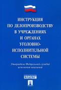 Инструкция по делопроизводству в учреждениях и органах уголовно-исполнительной системы