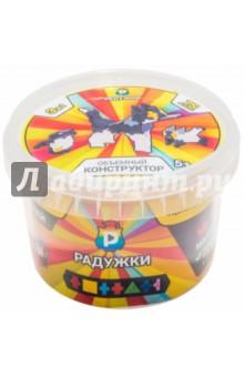 Купить Объемный конструктор 3-в-1 Собака, кошка, пингвин ISBN: 4626016641745