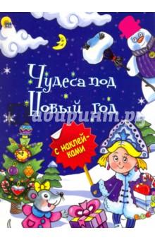 Чудеса под Новый Год обложка книги