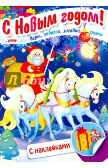 Дед Мороз на тройке - Юлия Винклер