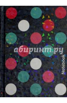 Купить Записная книжка ГОРОХИ НА ЧЕРНОМ (43176) ISBN: 4606008354297