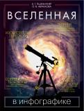 Абрамова, Пшеничнер - Вселенная в инфографике обложка книги