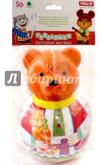 Купить Неваляшка Бурый медведь. Потапыч (большая) (01719) ISBN: 4607038278089