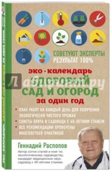 Купить Геннадий Распопов: Эко календарь. Здоровый сад и огород за один год ISBN: 978-5-699-93535-2