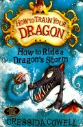 Cressida Cowell: How to Ride Dragon's Storm