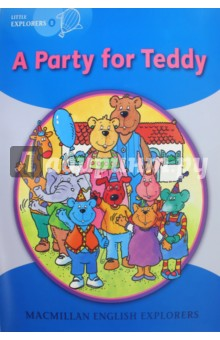 Party for Teddy Big Book - Gower, Fidge