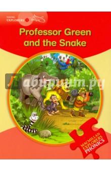 Professor Green and the Snake - Gill Munton