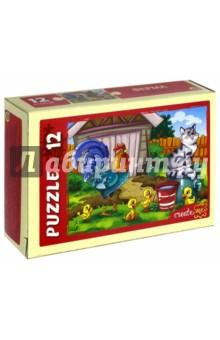 Купить Puzzle-12 Ферма (в ассортименте) (П12-5640) ISBN: 4665299656404