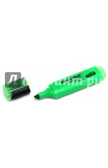 Купить Текстовыделитель (1-4мм, зеленый) (108032-03) ISBN: 4690448168279