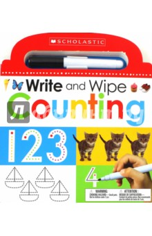 Write and Wipe Counting