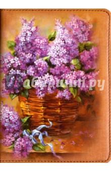 Купить Ежедневник недатированный Сирень (96 листов, А6+) (45394) ISBN: 4606008376275