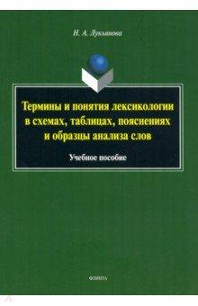 Термины и понятия лексикологии в схемах, таблицах - Нина Лукьянова