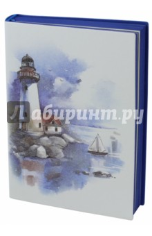 Купить Ежедневник недатированный Маяк (160 листов, А6+) (45336) ISBN: 4606008375698