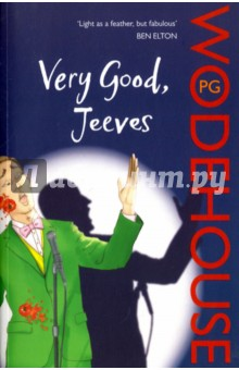 Very Good, Jeeves - Pelham Wodehouse