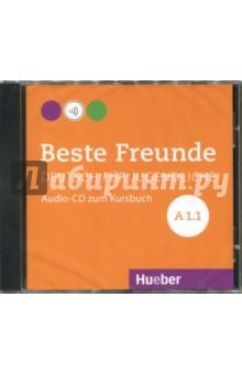 Beste Freunde A1/1, Audio-CD zum Kursbuch