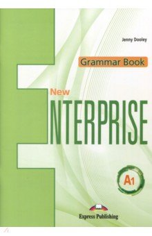 New Enterprise A1. Grammar Book with digibook app - Jenny Dooley