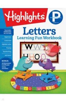 Highlights: Preschool Letters
