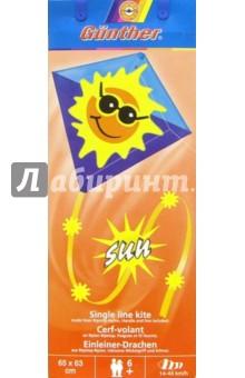 1154 Воздушный змей Sun (65х63см)