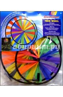 1304 Флюгер Twin Wheel (70х28см)