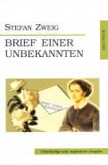 Stefan Zweig: Brief Einer Unbekannten