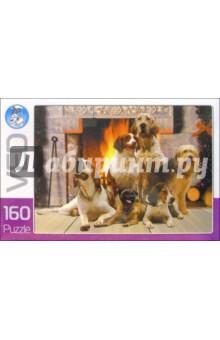 Пазл-160. 160004. Собаки (фото)