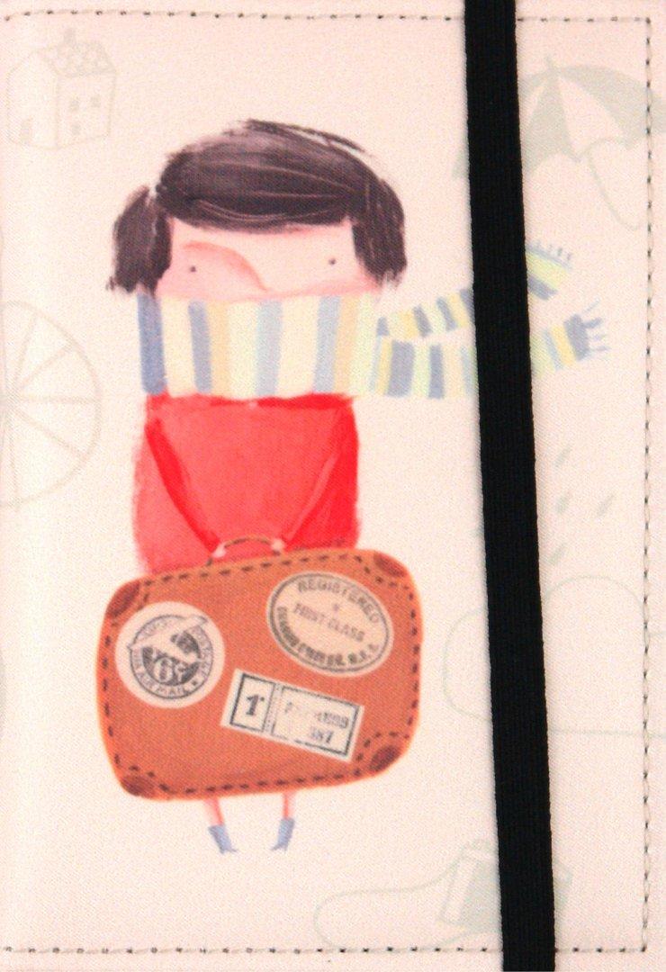Иллюстрация 1 из 4 для Обложка для паспорта (Ps 1.121) | Лабиринт - канцтовы. Источник: Лабиринт