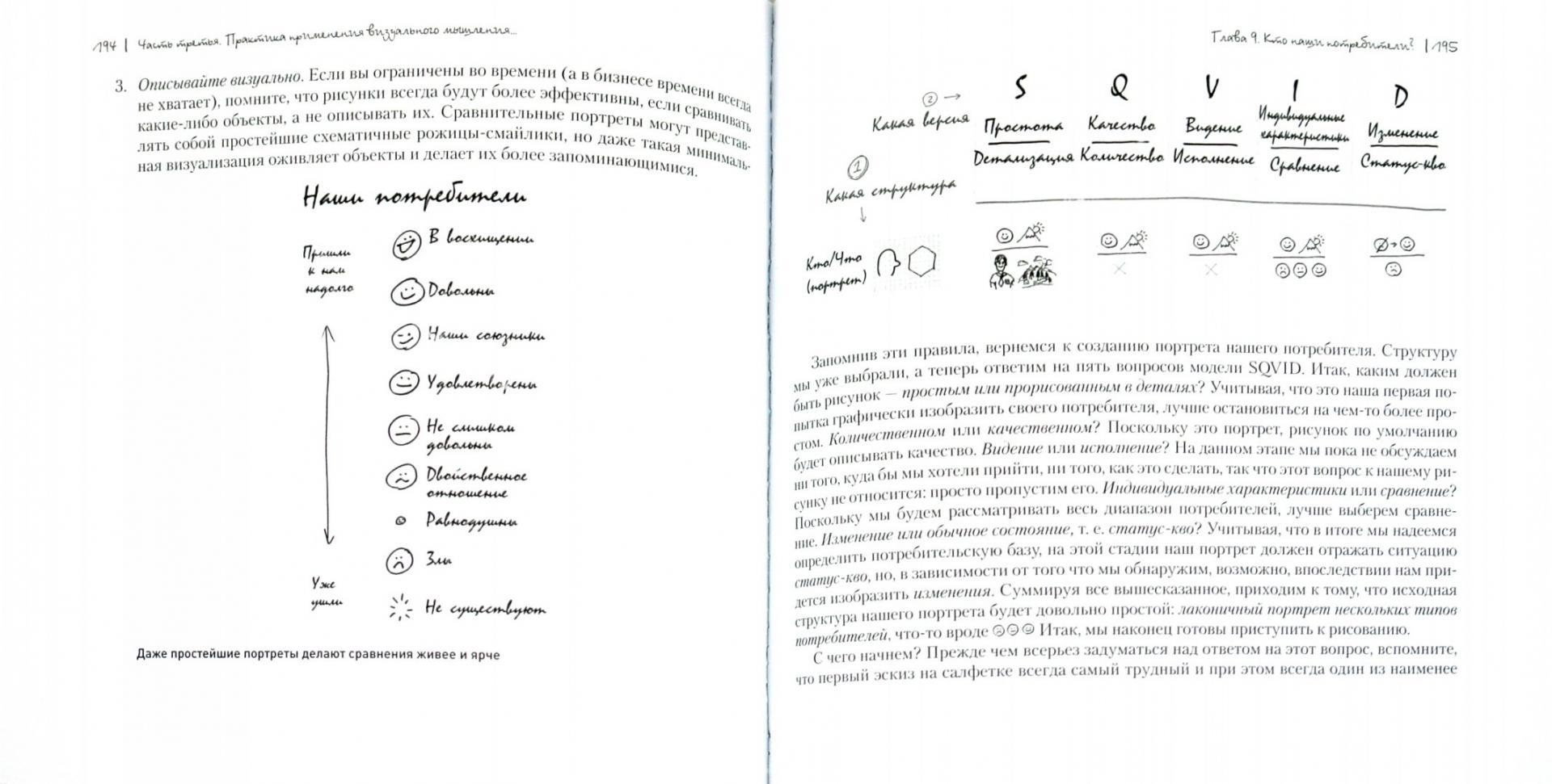 """Иллюстрация 1 из 6 для Визуальное мышление. Как """"продавать"""" свои идеи при помощи визуальных образов - Дэн Роэм   Лабиринт - книги. Источник: Лабиринт"""
