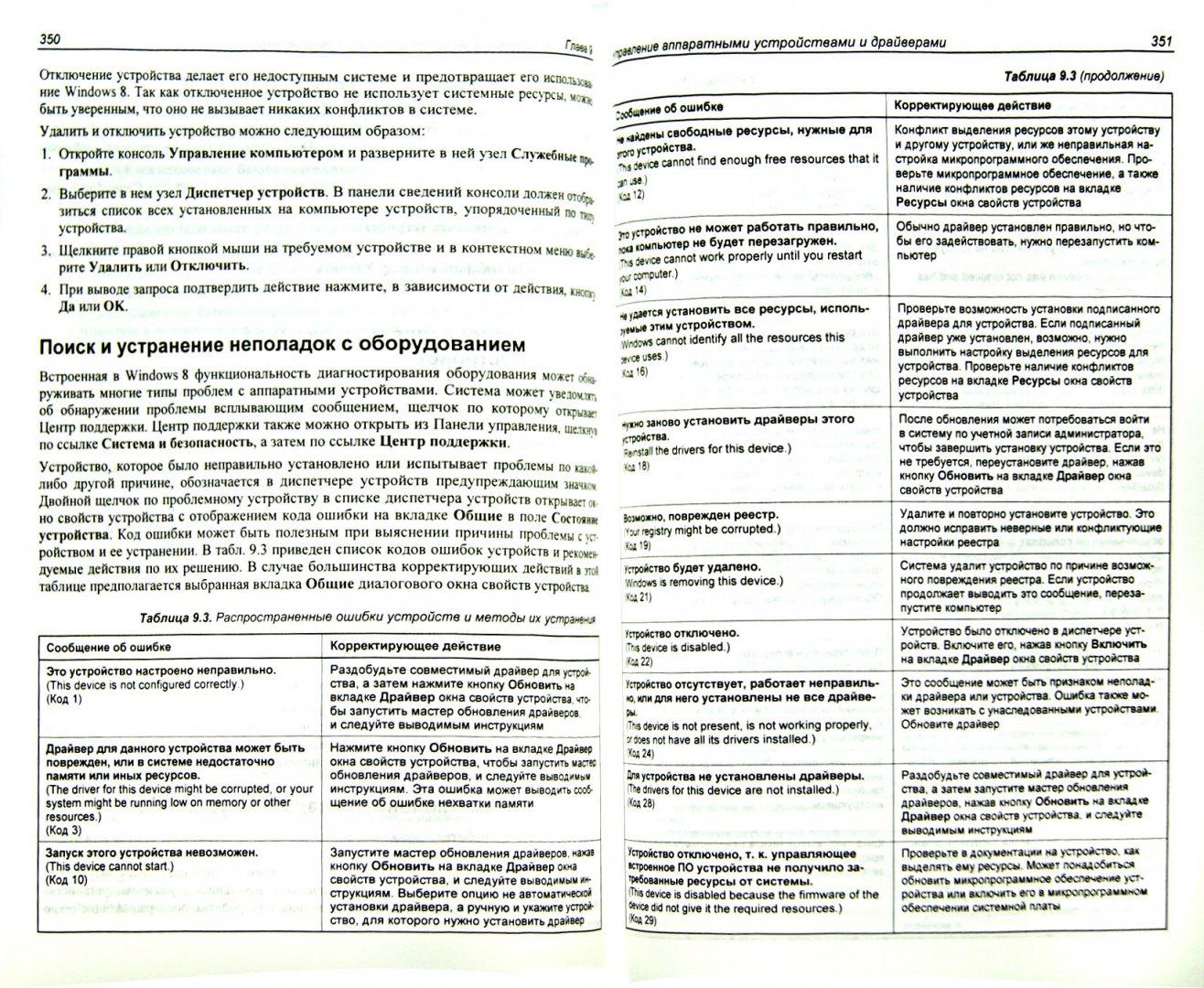 Иллюстрация 1 из 16 для Microsoft Windows 8. Справочник администратора - Уильям Станек | Лабиринт - книги. Источник: Лабиринт
