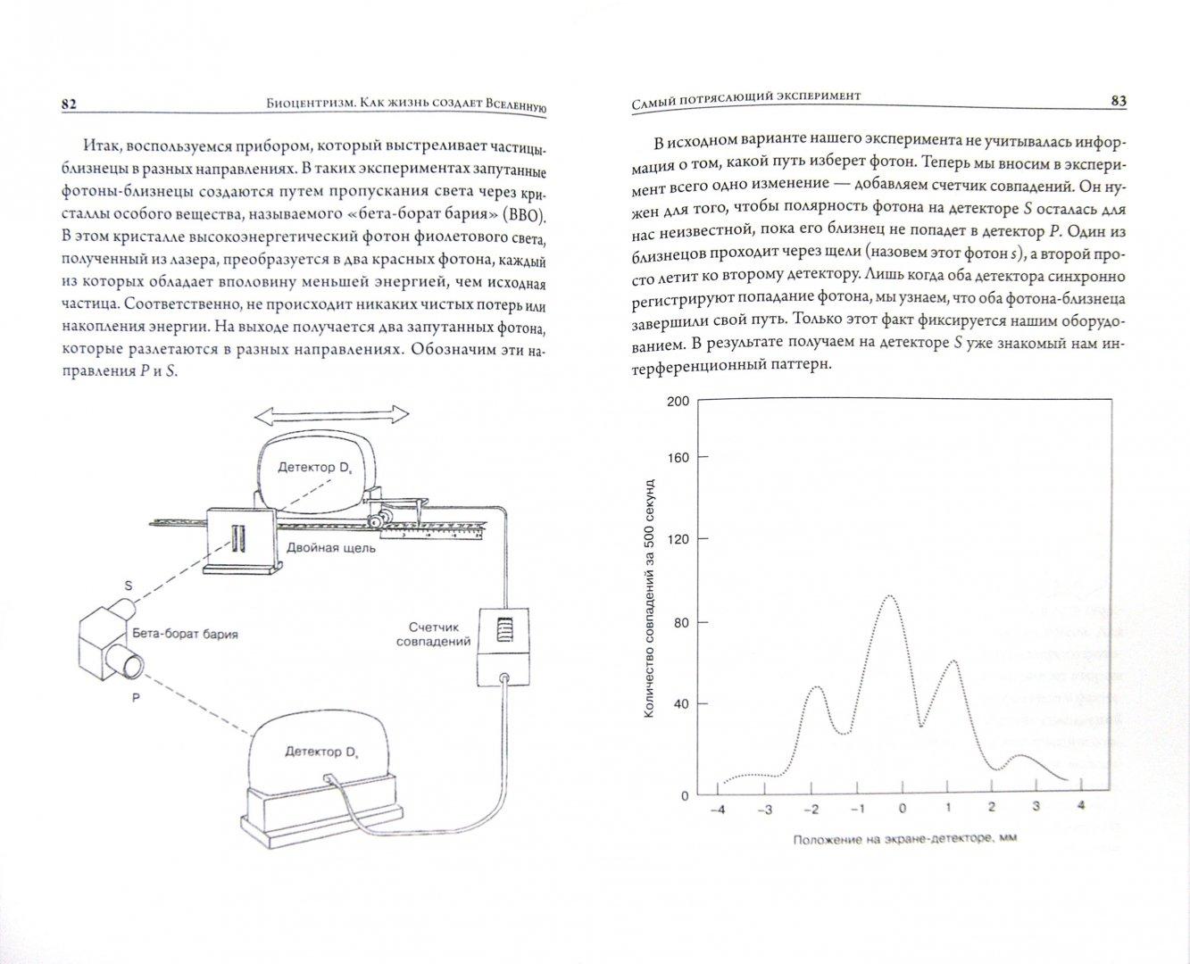 Иллюстрация 1 из 20 для Биоцентризм. Как жизнь создает Вселенную - Ланца, Берман | Лабиринт - книги. Источник: Лабиринт