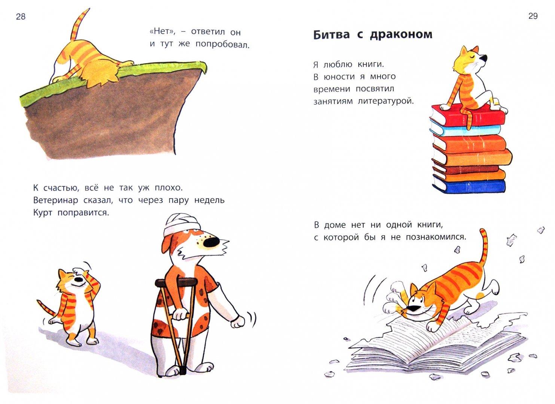 Иллюстрация 1 из 34 для Кот Камикадзе - Эдит Шрайбер-Вике | Лабиринт - книги. Источник: Лабиринт