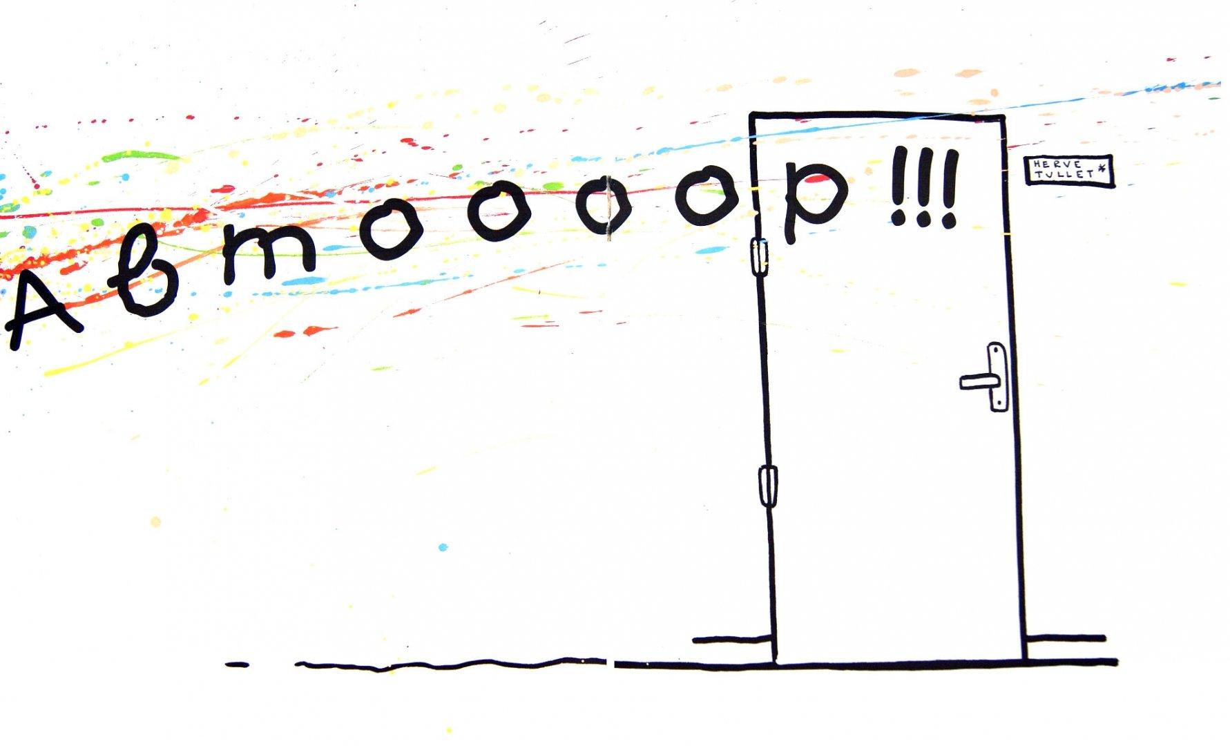 Иллюстрация 1 из 52 для Книжка без названия - Эрве Тюлле   Лабиринт - книги. Источник: Лабиринт