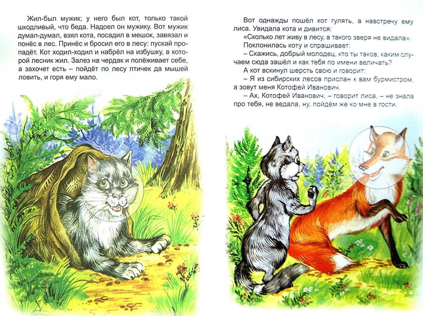 Иллюстрация 1 из 10 для Кот и лиса | Лабиринт - книги. Источник: Лабиринт