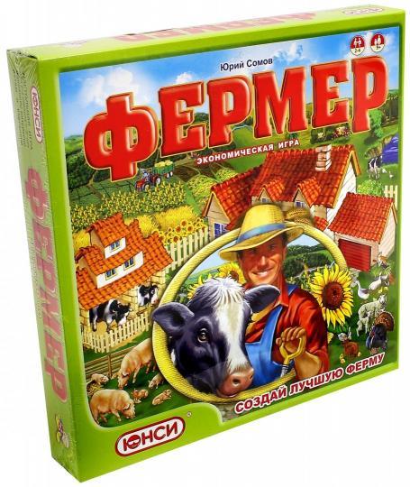 игра экономическая фермер юнси
