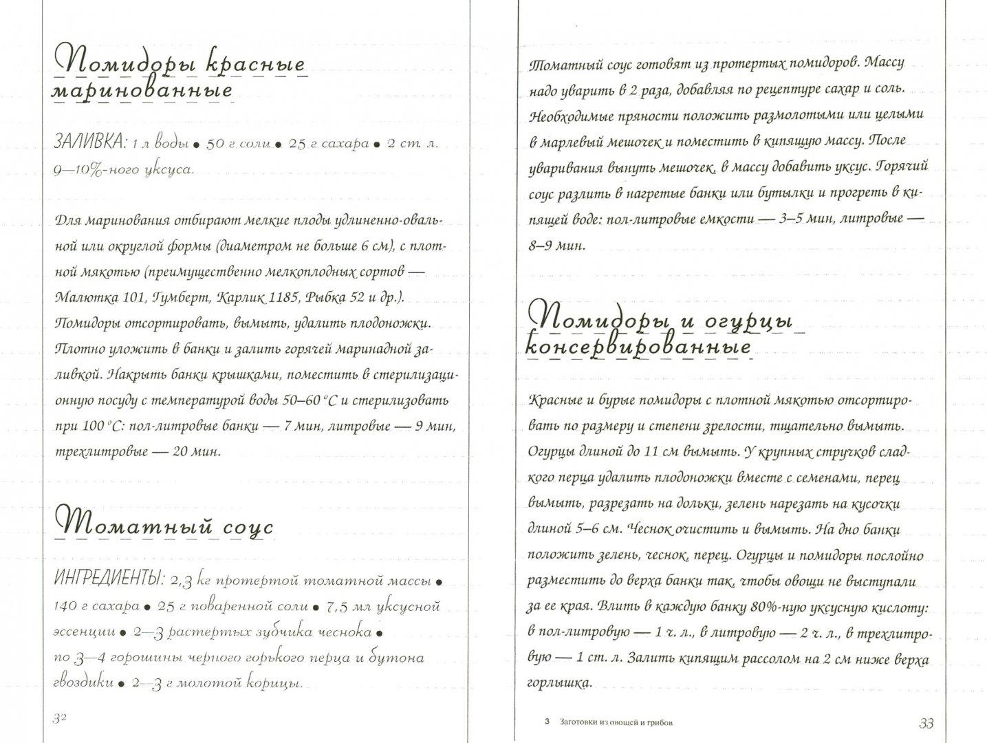 Иллюстрация 1 из 5 для Заготовки из овощей и грибов. Как выбрать, что приготовить и где записать   Лабиринт - книги. Источник: Лабиринт