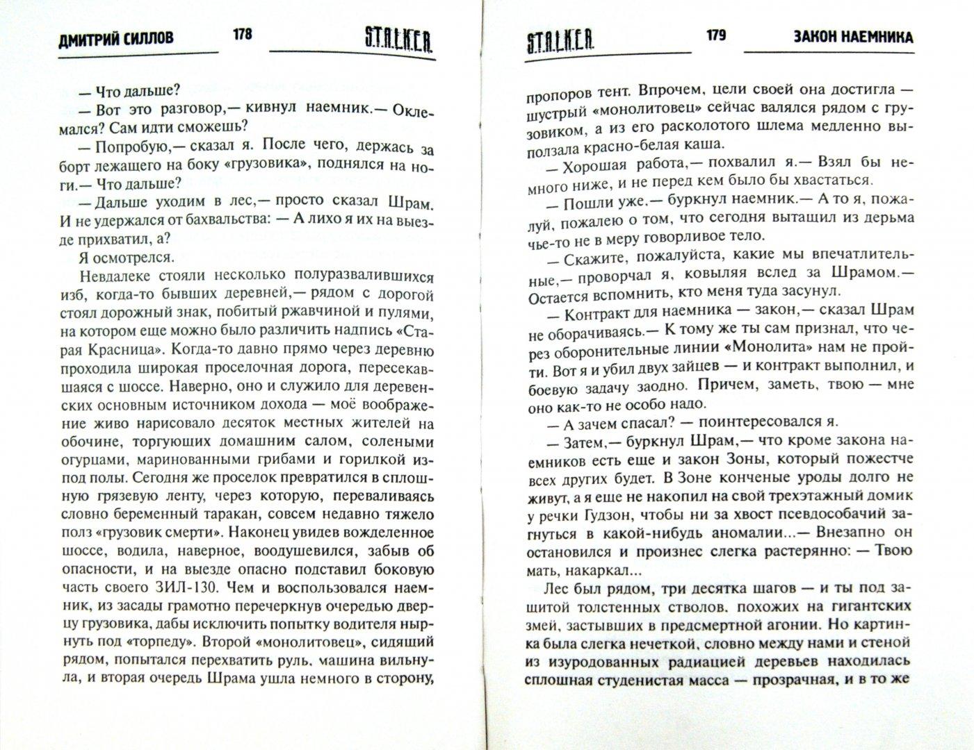 Иллюстрация 1 из 15 для Закон наемника - Дмитрий Силлов | Лабиринт - книги. Источник: Лабиринт
