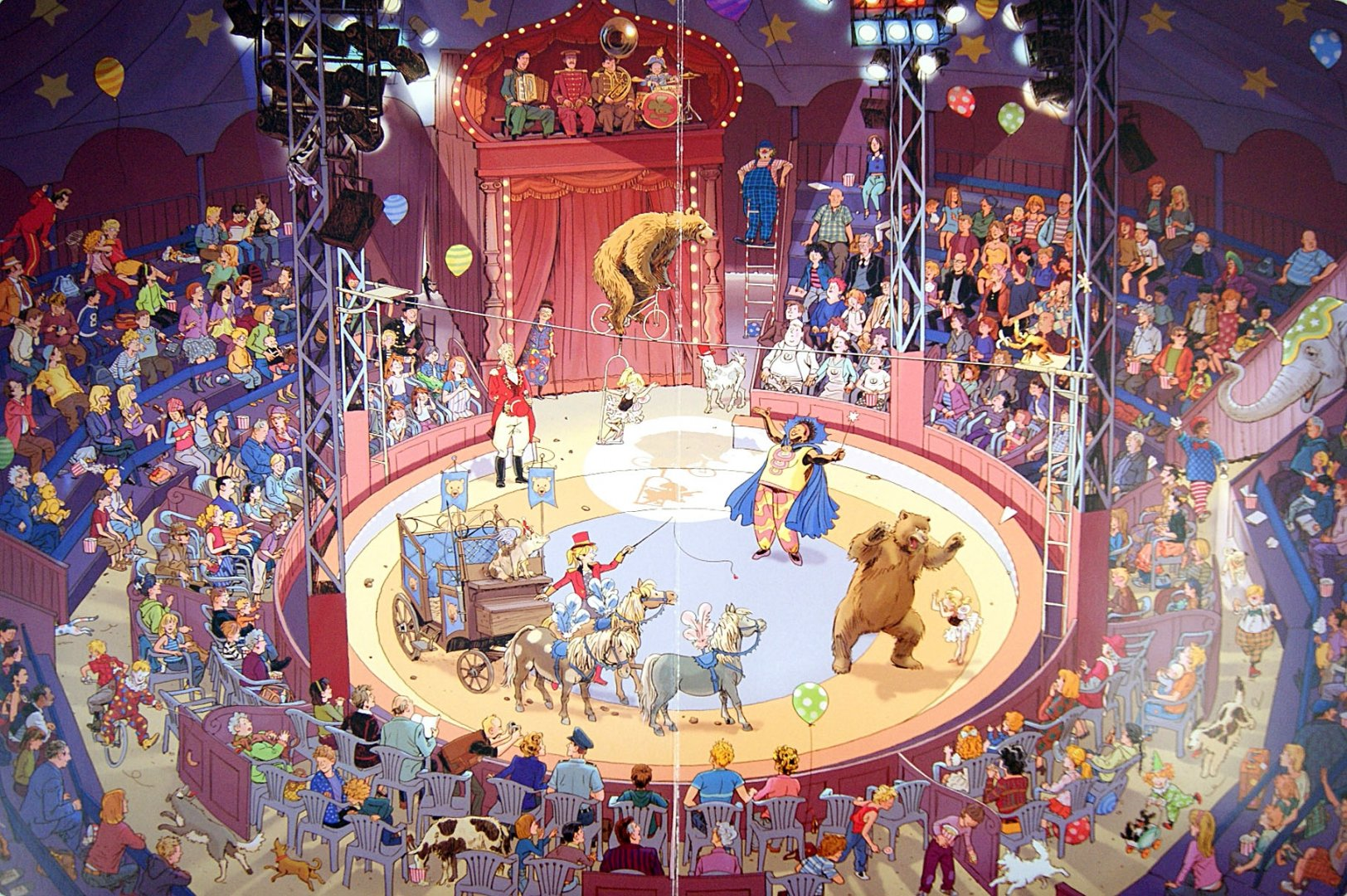 Открытки о цирке