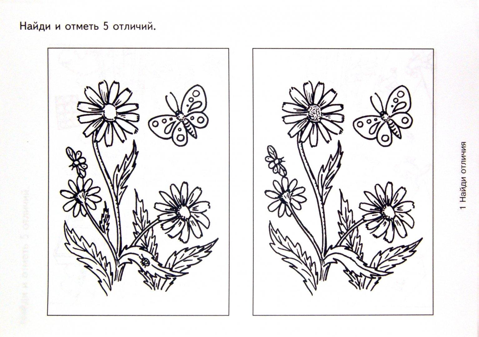 Иллюстрация 1 из 10 для Найди отличия   Лабиринт - книги. Источник: Лабиринт